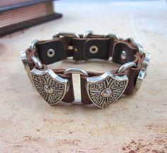 Jewelry bangle bracelet men bracelet metal by braceletbanglecase, $9.00