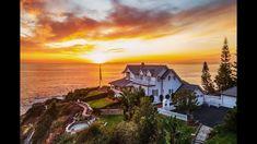 Laguna Beach High School, Ocean Front Homes, Waterfront Homes, Dream Home Design, Jpg, Real Estate Companies, Coastal Homes, Beach House Decor, Luxury Real Estate