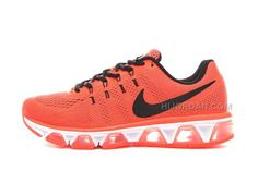 100% authentic ccebc 7aa5a 2016 Nike Air Max Tailwind 8 Print Sneakers Orange Black Mens Running Shoes