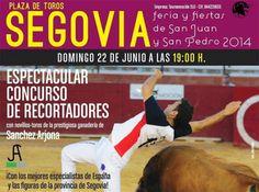 torodigital: Concurso de recortadores en Segovia