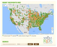 Find schools supported by Whole Kids in your community.  They are a great place to learn more.