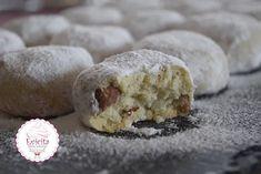 Bread Recipes, Cookie Recipes, Jam Tarts, Greek Desserts, Apple Cake, Vegan Baking, Cake Cookies, Food And Drink, Sweets