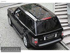 Land Rover Range Rover 3.0 TDV6 Vogue 2006 R.ROVER 3.0 TDV6 VOGUE BORUSAN ÇIKIŞLI NASYONEL'DEN