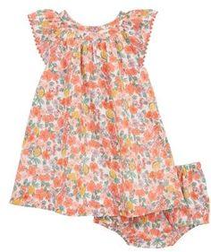 Tucker + Tate Flutter Sleeve Baby Dress #babygirl, #nordstrom, #dress, #promotion