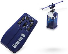 Doctor Who Remote Controlled Flying Tardis