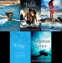 Watersong Series ~ Amanda Hocking