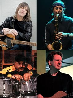 Dennis Chambers | Mike Stern & Bill Evans Band, feat. Tom Kennedy & Dennis Chambers
