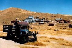 Bodie, Ca  Abandoned Town