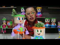 Clay Flower Pots, Flower Pot Crafts, Clay Pot Crafts, Clay Pots, Flower Pot People, Clay Pot People, Painted Plant Pots, Plant Crafts, Plastic Bottle Crafts
