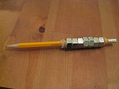 Why do we use weighted pencils in therapy? - Pinned by @PediaStaff – Please visit http://ht.ly/63sNt for all (hundreds of) our pediatric therapy pins