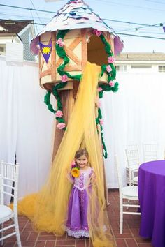 Hostess with the Mostess® - Tangled Birthday Party