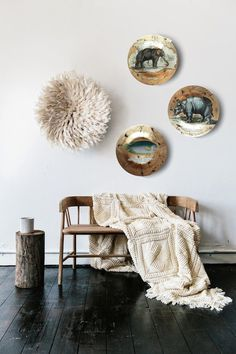 INTERIORS WITH OUR ARTWORKS