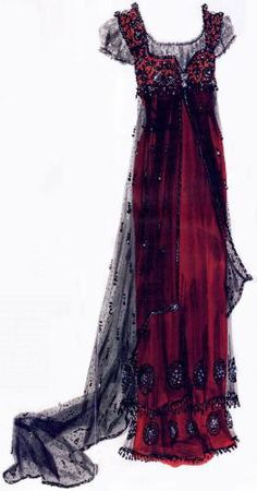 Robe soirée Rose Dewitt Bukater Titanic - Rose's evening dress