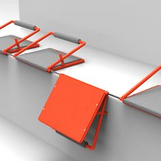 FOLDING CHAIR on Behance