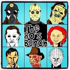 80s Horror