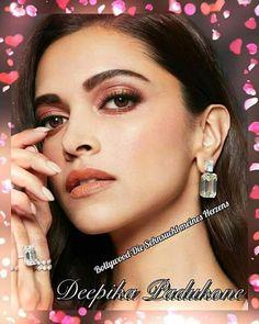 queendeepika: Deepika Padukone for L'Oreal Paris during the 2018 Cannes Film Festival Deepika Padukone Makeup, Deepika Ranveer, Ranveer Singh, Aishwarya Rai, Bollywood Fashion, Bollywood Actress, Bollywood Style, Deeps, Dipika Padukone