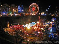 Las Navidades en Edimburgo