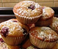 Sweet Cupcakes, Hungarian Recipes, Winter Food, Cakes And More, Sweet Recipes, Food And Drink, Dessert Recipes, Sweets, Diets