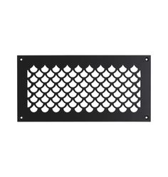 Shell Aluminum Grille