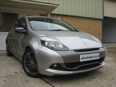 2009 Renaultsport Clio 200 Cup Chassis Nimbus Grey