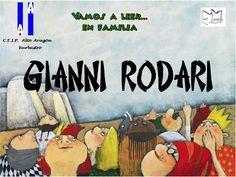 Power point sobre Gianni Rodari