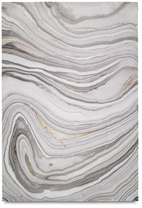 Marbled paper-Beige, Brown, and Black