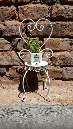 Sillita forjada - Maleka, objetos con diseño
