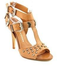 Chinese Laundry Ladies Night Women Open Toe Leather Sandals.