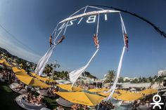 #entertainment #shows #oceanbeachibiza #oceanbeach2015 #poolparty #beachclub #summer #summer2015 #ibiza #ibiza2015 #acrobat #aerial