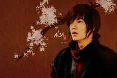 Lee Min Ho : Young Lead korean actor  Fan Art . General Choi from Faith