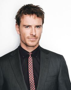 MORE Michael Fassbender.