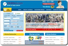 Vidushi is truly global! The site we built for UNIBRAS, a Brazilian holiday package company, has several functions such as booking flights, hotel rooms and complete tour packages. Join us at the E conference at Paris to know more about such projects that we have successfully completed in the past.