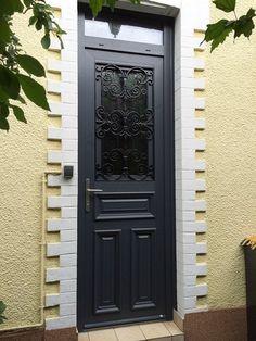 porte d 39 entr e alu r sidence tendance fabricant de portes d 39 entr e en aluminium cua. Black Bedroom Furniture Sets. Home Design Ideas