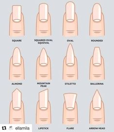 80+ Cute almond shaped nail designs 2018 >>> nail-design-best.com #PopularNailShapes