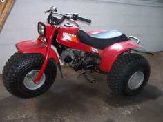 I have a 125 cc best little  ATVs  never