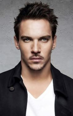 Jonathan Rhys Meyers ~ Such a beautiful man. I spotted him for the first time in the Tudors and was very excited he'd be playing Dracula. So sad it stopped after only 1 season :( Oh, well... he's bound to pop up somewhere soon. *sigh*