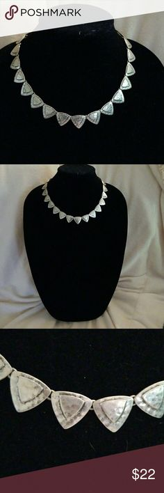 Lucky Brand necklace Silver toned lucky brand necklace Lucky Brand Jewelry Necklaces