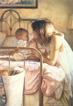 Have a look through the inspiring work by watercolor painter, Steve Hanks. Photography Illustration, Art Photography, Illustration Art, Illustrations, Watercolor Brushes, Watercolor Paintings, Watercolors, Mother And Child Painting, San Diego