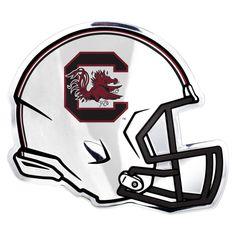 South Carolina Gamecocks Helmet Auto Emblem - (Promark)