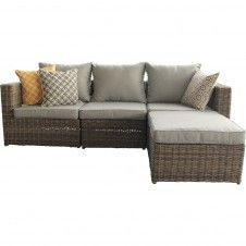 Grayson All Weather Wicker Chaise