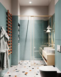 Small bathtub: inspiring models and photos - Home Fashion Trend Bathroom Design Luxury, Bathroom Design Small, Modern Bathroom, Home Interior Design, Interior Decorating, Bathroom Design Inspiration, Bathroom Trends, Home Decor Kitchen, House Design