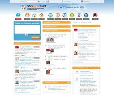 Social Planet : le réseau européen de l'économie responsable   À la fois réseau social européen, boîte à outils pour projets collaboratifs et vitrine nouvelle génération www.social-planet.orgstimule les initiatives de léconomie sociale et solidaire (ESS). #ESS #humanconnect #social