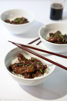 Stout Mongolian Beef, twenty minutes and so good.   The only thing I changed was the fact that I added a tsp of red pepper flakes as the sauce was cooking. For the stout, I used Guiness.