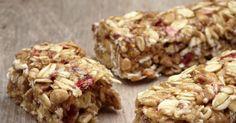 Recette de Barre de céréales protéinée. Facile et rapide à réaliser, goûteuse et diététique. Ingrédients, préparation et recettes associées.