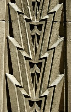 Detail on the ventilation tower of the Mersey Road Tunnel, the design reminded me of a lightning bolt. The tower is an Art Deco masterpiece built between 1925-34 and is Grade 2 listed.