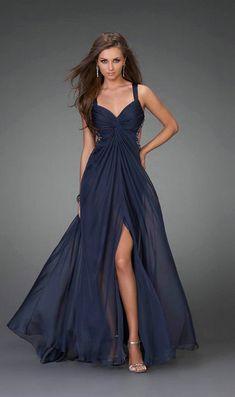 Long gala dress