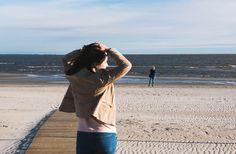 Pärnu beach & spa weekend in Pärnu // Pärnu strand