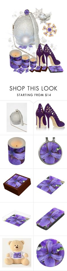 A Sense of Enigma That's a First of it's Kind. by gayeelise on Polyvore featuring Oscar de la Renta and Ana Accessories