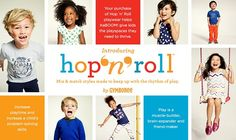 Primitive Gypsy : Gymboree's New Hop 'n' Roll™ Collection  Up to 50%...