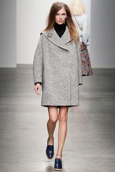 Karen Walker   Fall 2014 Ready-to-Wear Collection   Style.com #NYFW #NYFW2014